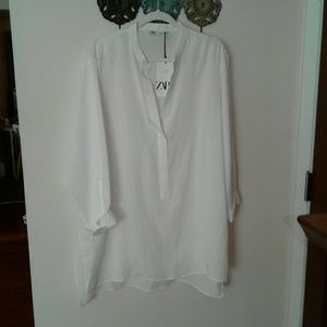 NWT Zara tunic